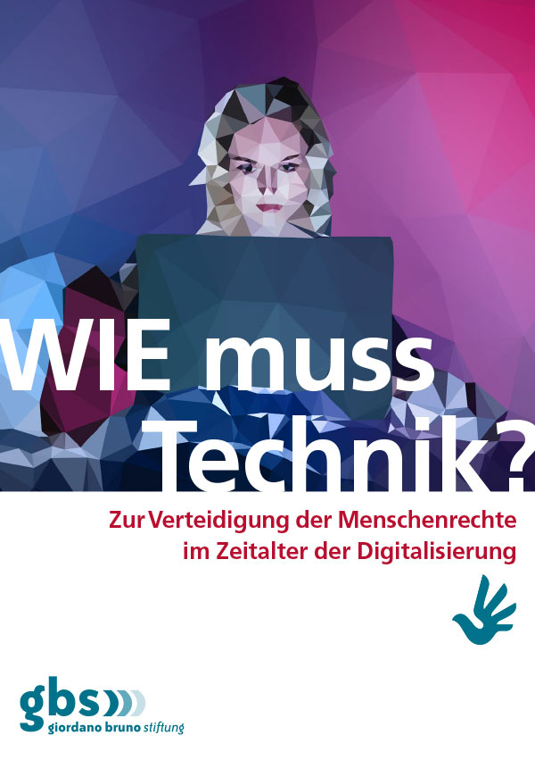 "Broschüre ""WIE muss Technik?"""